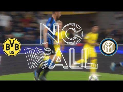 BORUSSIA DORTMUND vs INTER | UEFA CHAMPIONS LEAGUE | NO WALL IS TOO HIGH! ⚫