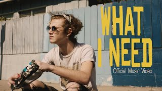 payton - WHAT I NEED (Official Music Video)