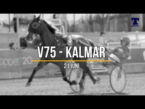 V75 tips Kalmar - 21 juni 2020