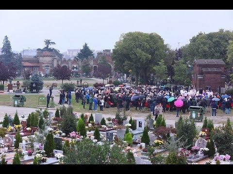 2 novembre 2019 Cimitero di Greco, commemorazione dei defunti - omelia di mons. Delpini