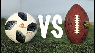 FOOTBALL VS FOOTBALL!