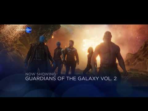 Viasat Film Premiere - Guardians of the Galaxy Vol. 2 22.12.2017