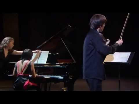 Yuja Wang & Joshua Bell : Beethoven - Violin Sonata No. 9 'Kreutzer' Opus 47