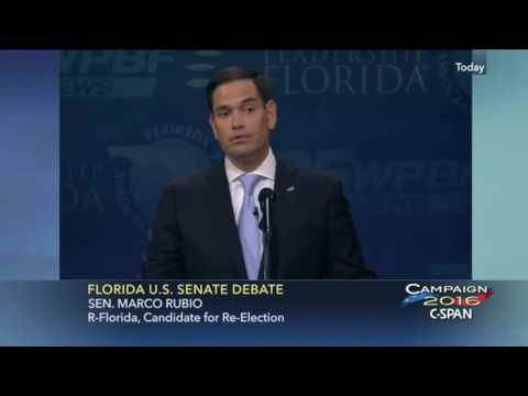 """Marco Rubio: """"We're Going To Be Ok"""""""