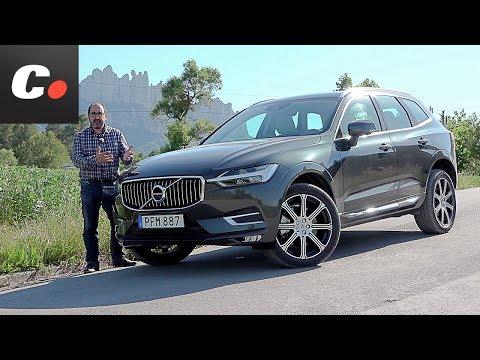 Volvo XC60 2017 SUV | Primera prueba / Test / Review en español | Contacto | Coches.net