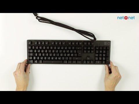 NetOnNet Unboxing: Logitech G413 Carbon