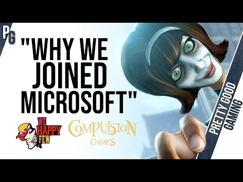 We Happy Few Dev Explains Why They Joined Microsoft
