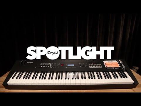 Yamaha MX88 Synthesizer - Sound Examples