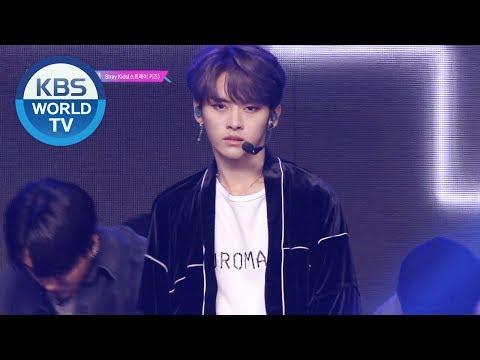 Stray Kids (스트레이키즈) - 부작용 (Side Effects) [Music Bank / 2019.06.28]