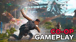 Far Cry: New Dawn - Co-Op Amusement Park Expedition 4K Gameplay