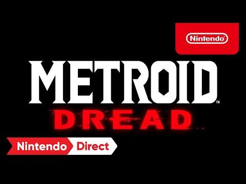 Metroid Dread – Announcement Trailer – Nintendo Switch | E3 2021