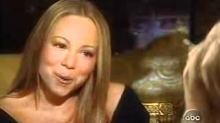 Mariah Carey - Live With Barbara Walters in 2006