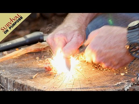 Morakniv Companion Spark Knife - Let There Be Fire! - Sharp Saturday