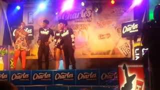 Sky Rave on Dancin Dynamites season 09, 3rd elimination show, Feb 2014