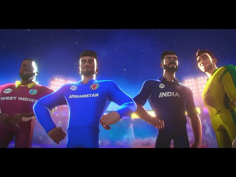 ICC T20 World Cup 2021: The official anthem video is here!
