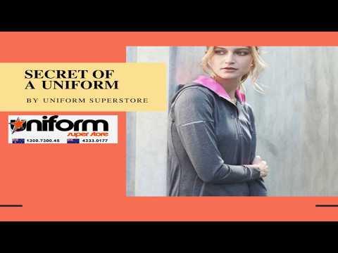 Secret of Wearing A Uniform | Uniforms Super Store