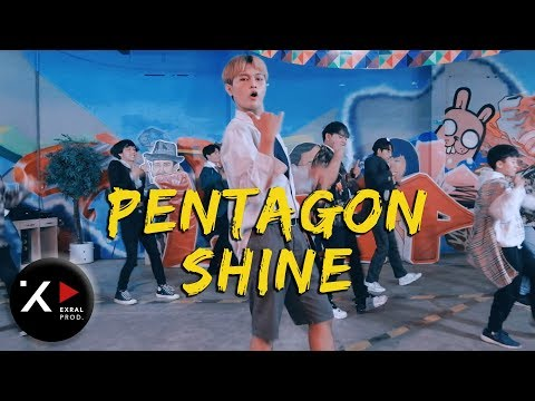 PENTAGON(펜타곤) _ Shine(빛나리) Dance Cover by MYSTEEN From Indonesia