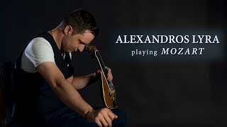 """ALEXANDROS LYRA PLAYING MOZART """"A LITTLE NIGHT MUSIC""""   Official Video Clip © 2018"""