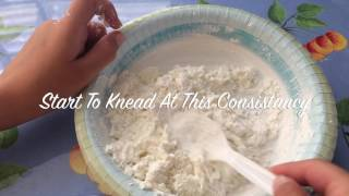 How to Make Model Magic Clay Without Water Or Corn Flour!