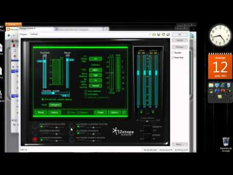 Masterizar en Sound Forge