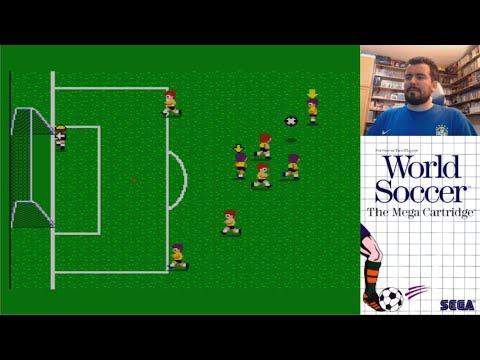 WORLD SOCCER (Master System) - Gameplay en Español || MORRALLA CLÁSICA