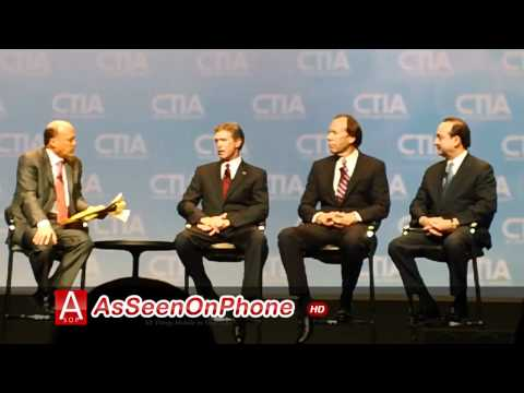 Wiresless Carrier CEO Roundtabble Discussion at CTIA Wiless 2011
