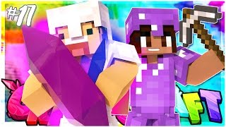 I LIVE FOR THE CRYSTAL DIMENSION! w/ YAMMY | EP 17 | Crazy Craft 3.0 (Minecraft Youtuber Server)