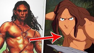 The Messed Up Origins of Tarzan | Disney Explained - Jon Solo