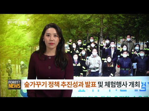 [Forest News : 2020년 11월] 11월의 포레스트 뉴스