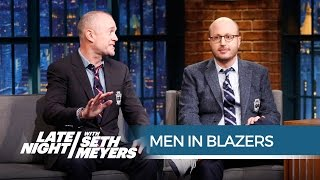 Men in Blazers on Chelsea, Manchester United and West Ham's Seasons - Late Night with Seth Meyers