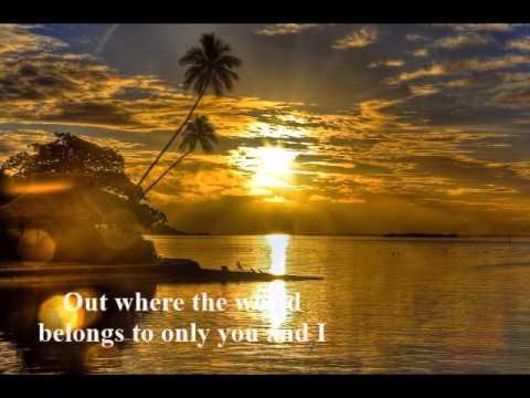 Meet Me Halfway by kenny loggins (with lyrics)