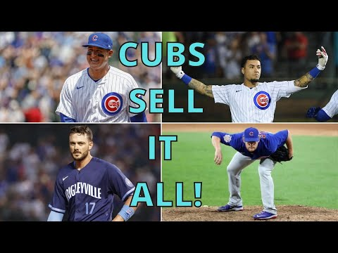 Cubs WON The Trade Deadline! (Bryant, Rizzo, Baez, and more!)
