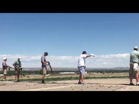New Mexico trap shooting competition