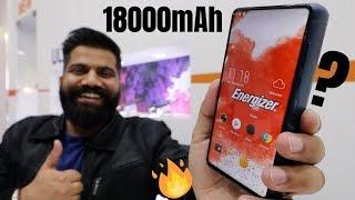 This Phone is CRAZY - 18000mAh Battery - PopUp Selfie - Helio P70 🔥🔥🔥