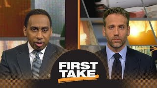 Stephen A. and Max debate if LeBron James can carry Cavaliers to NBA Finals | First Take | ESPN