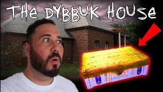 GETTING MY DYBBUK BOX BACK FROM A HAUNTED HOUSE