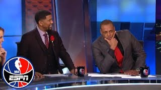 Paul Pierce on Isaiah-Rondo tribute video talk: 'Blood is thicker than water' | NBA Countdown | ESPN
