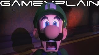 Luigi's Mansion 3 Release Date Announcement! Launching October 31st (Halloween!)