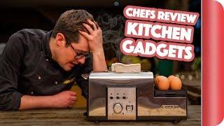 Chefs Review Kitchen Gadgets