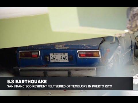 PUERTO RICO QUAKE: San Franciscan Fernando Velez on Puerto Rico quake damage