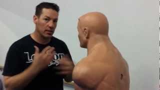 Vagus Nerve Strike by World Famous Self Defense Expert