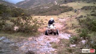 Ruta extrema por los montes de cantabria