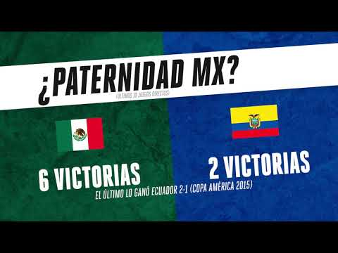 Selección Nacional: México vs Ecuador