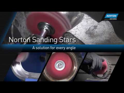 Norton Sanding Stars