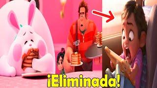 La Polemica Escena que Disney Eliminara en Ralph El Demoledor 2 - Wreck-It Ralph 2