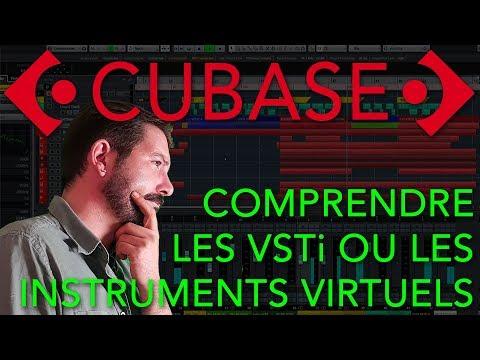 Cours 12 gestion des Intruments virtuels - VSTi