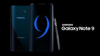 Samsung Galaxy Note9 6/128GB Midnight Black (SM-N960FZKD)