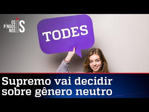 PT vai ao STF defender a linguagem neutra no Brasil