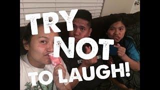 SAKIT TIYAN TRY NOT TO LAUGH CHALLENGE