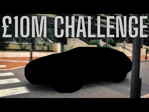 The £10M Monaco Supercar Spotting Challenge - Spotter vs Car